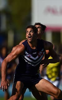 AFL 2016 NAB Challenge - Fremantle v Richmond