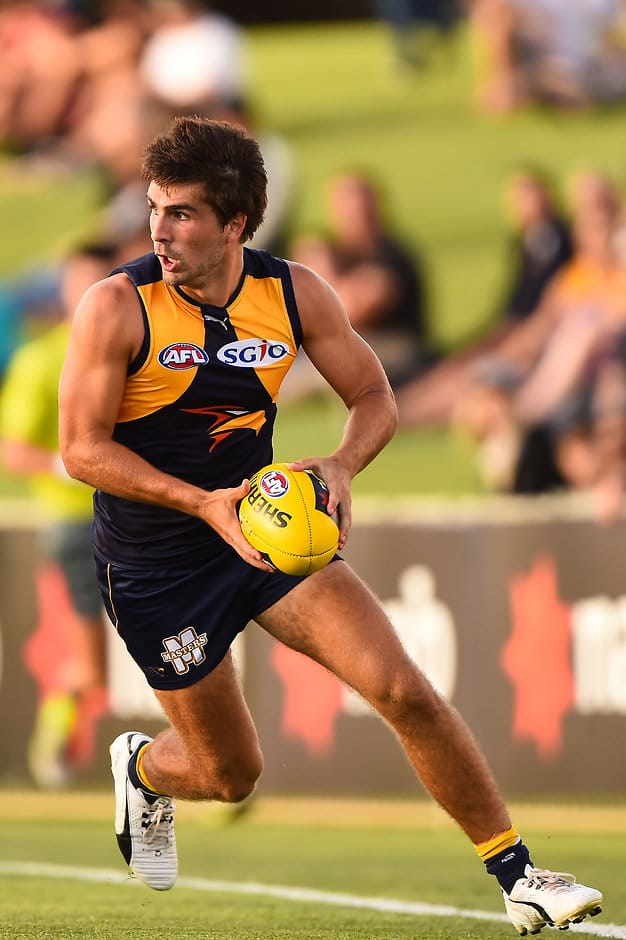 Andrew Gaff's is in contract negotiations with West Coast - ${keywords}