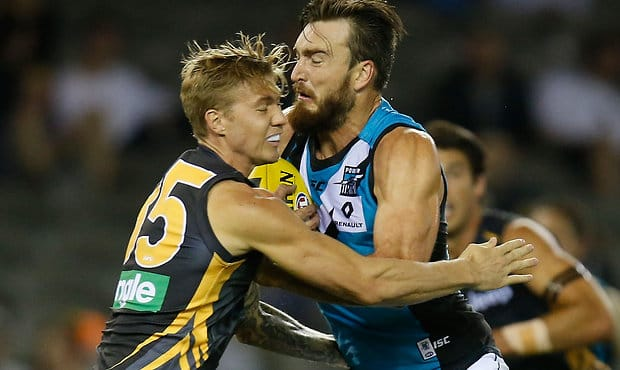 AFL 2016 NAB Challenge - Richmond v Port Adelaide