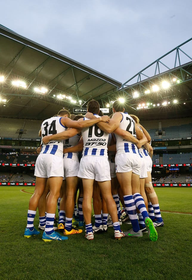 They're not praying for it but the Roos would love the regular Good Friday fixture - ${keywords}
