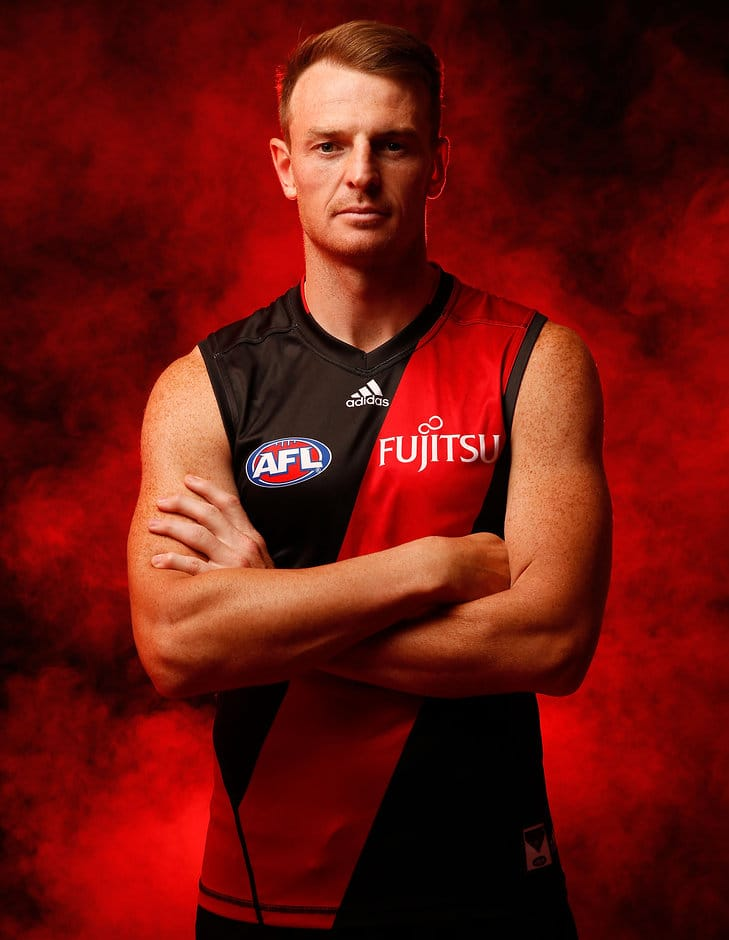Brendon Goddard says calls for Essendon to be dumped from Anzac Day 'hit a nerve' - ${keywords}