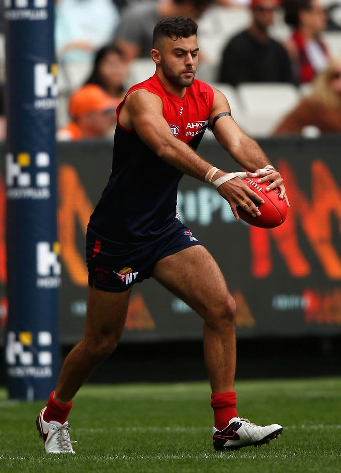 The Demons have put plenty of effort into lifting Christian Salem's fitness - ${keywords}