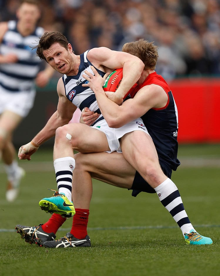 AFL 2016 Rd 23 - Geelong v Melbourne