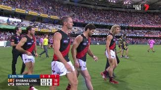 Worsfold: 'I put it on the players'