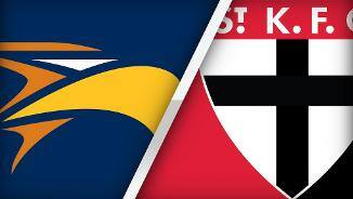 Highlights: West Coast v St Kilda