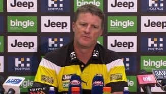 Round 3: Hardwick post-match