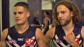 Dream come true for Balic and Logue