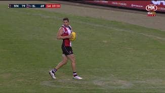 Richo: Joey's 'smartarse' play didn't look good