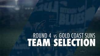 Team Selection | Round 4