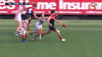 Watch the last two minutes: Melb v Frem