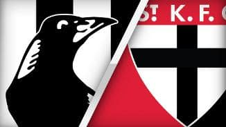 Highlights: Collingwood v St Kilda