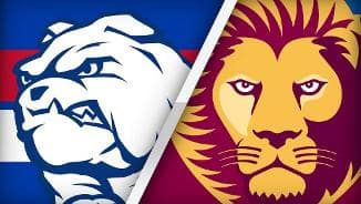 Highlights: Western Bulldogs v Brisbane Lions