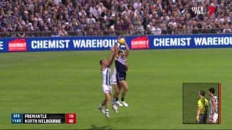 Dockers get lift from Griff