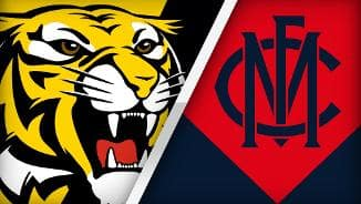 Highlights: Richmond v Melbourne
