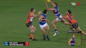 Watch this brilliance from the Bont