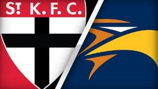 Highlights: St Kilda v West Coast