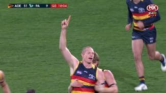 Big Crow proving a great goal Sauce