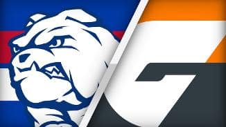 Highlights: Western Bulldogs v GWS