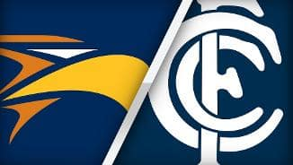 Highlights | Carlton vs West Coast