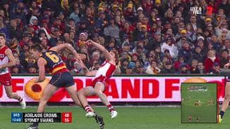 Crows close to MRP edge