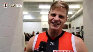 Rooey's final post-game interview