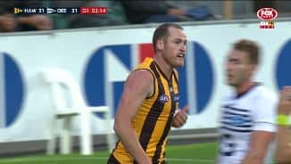 JLT: Welcome back, Roughy