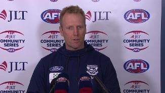 JLT Full Post Match: Cats