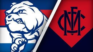 JLT: Bulldogs v Demons Q1