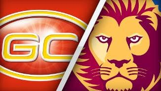 JLT Highlights: Gold Coast Suns v Brisbane