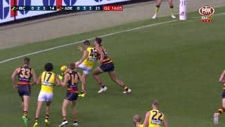 JLT: Castagna converts from the corner