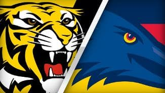 JLT: Tigers v Crows Q4