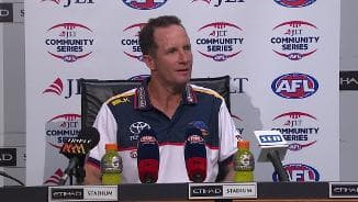 JLT: Crows full post-match