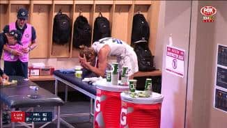 JLT: Injured Blue dejected in rooms