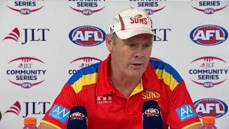 JLT: Suns post-match presser