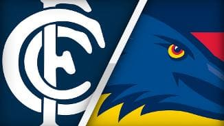 Highlights: Carlton v Adelaide