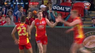 Lynch fires Suns with captains goal