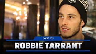 July 14, 2017: Robbie Tarrant interview