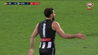 Fasolo with the finish