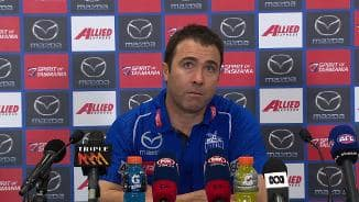 Full post-match: Kangaroos