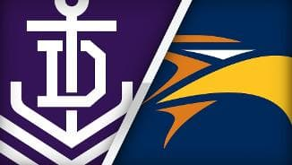 Highlights: Fremantle v West Coast