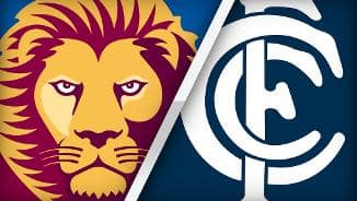 Highlights: Brisbane v Carlton