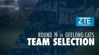 Team Selection | Round 19