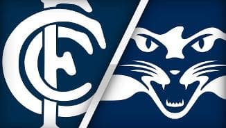 Highlights | Carlton v Geelong