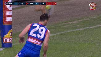Bont brilliance sets up Dickson