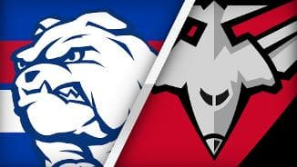Highlights: Western Bulldogs v Essendon