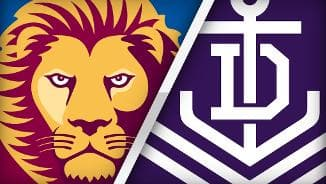 Highlights: Brisbane Lions v Fremantle