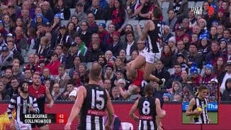 Howe claims two MOTY contenders in one min
