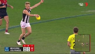 Running Treloar can't do much more