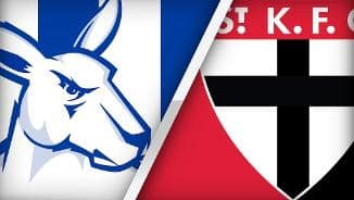 Highlights: North Melbourne v St Kilda