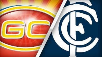 Highlights: Gold Coast v Carlton
